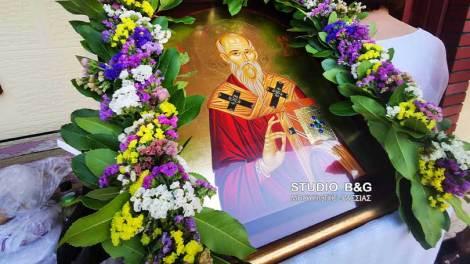Ναύπλιο | Εορτή του Αγίου Αλεξάνδρου στο Νοσοκομείο