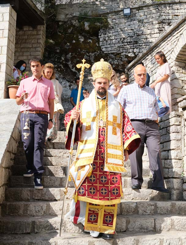 Ο Επίσκοπος Μελιτηνής Μάξιμος στην Ι. Μονή Παναγίας Πελεκητής | ΕΚΚΛΗΣΙΑ | Ορθοδοξία | orthodoxia.online | Επίσκοπος Μελιτηνής Μάξιμος | Επίσκοπος Μελιτηνής Μάξιμος | ΕΚΚΛΗΣΙΑ | Ορθοδοξία | orthodoxia.online
