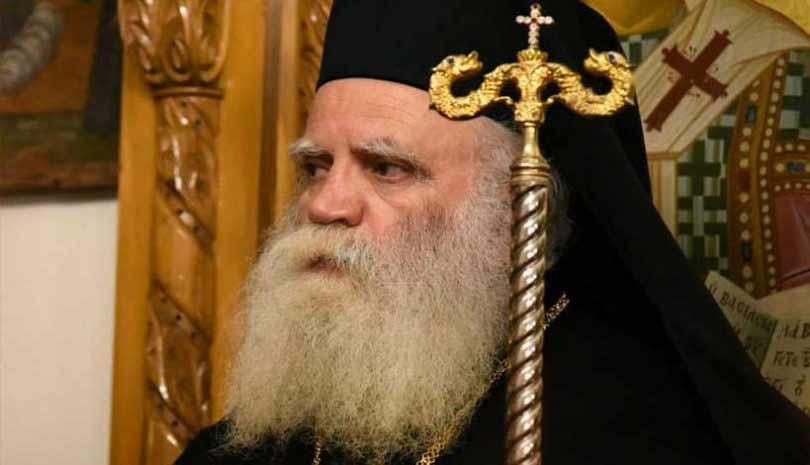 Παρενέβη εισαγγελέας για τις δηλώσεις που έκανε ο Μητροπολίτης Κυθήρων Σεραφείμ