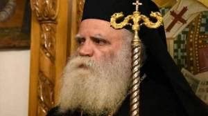 Ο Μητροπολίτης Κυθήρων Σεραφείμ προς τον Πρωθυπουργό για την Θεία Λατρεία