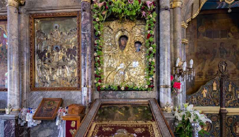 Λέσβος : Η Παναγία Αγία Σιών Αγιάσου | Ελλάδα | Ορθοδοξία | orthodoxia.online | Λέσβος | Αγιάσου | Ελλάδα | Ορθοδοξία | orthodoxia.online