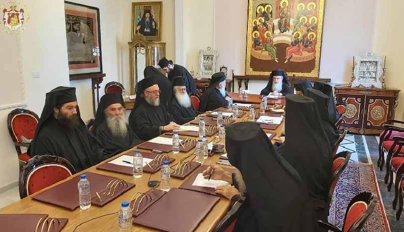 Πατριαρχείο Ιεροσολύμων : Αποσχηματίζεται ο Ιερομονάχος Ευφροσύνος Αγιοσαββίτης