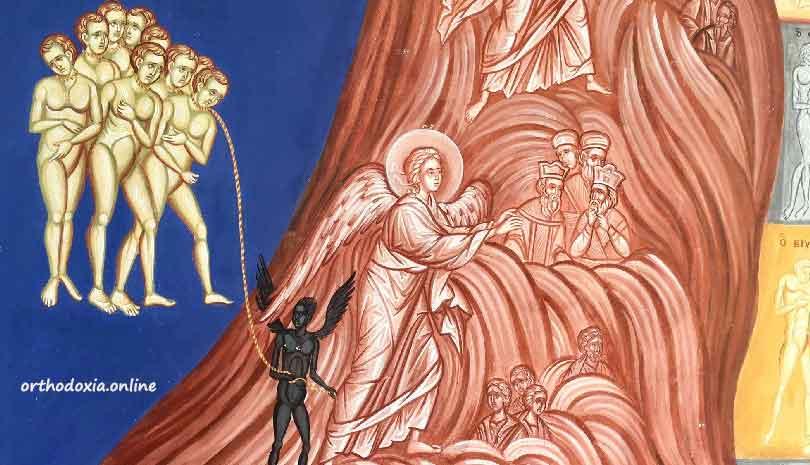 Πως μπορεί ο διάβολος να πιαστεί στα δικά μας δίχτυα