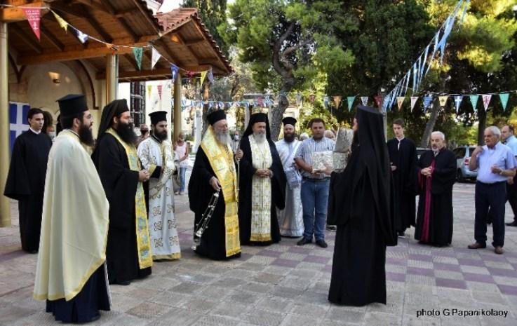 Στη Χαλκίδα το Ιερό Λείψανο του Τιμίου Προδρόμου | ΕΚΚΛΗΣΙΑ | Ορθοδοξία | orthodoxia.online | Ιερό Λείψανο | Εκκλησία | ΕΚΚΛΗΣΙΑ | Ορθοδοξία | orthodoxia.online