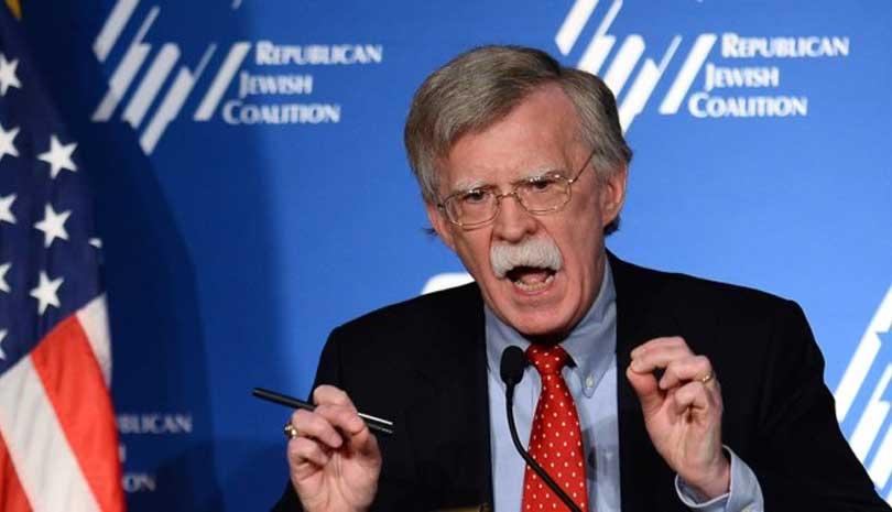 Τζον Μπόλτον : Η ηγεσία των ΗΠΑ να διαφυλάξει την ελληνική κυριαρχία στη Μεσόγειο