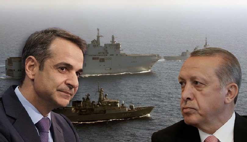 Αρχές Οκτωβρίου οι διερευνητικές επαφές ανάμεσα σε Ελλάδα και Τουρκία