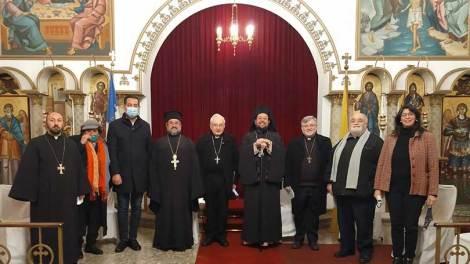 Διαχριστιανική προσευχή για την προστασία του περιβάλλοντος   Εκκλησιαστικά νέα   Ορθοδοξία   orthodoxia.online   προσευχή    Εκκλησιαστικά νέα    Εκκλησιαστικά νέα   Ορθοδοξία   orthodoxia.online