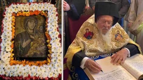 Η εορτή της Ινδίκτου στο Οικουμενικό Πατριαρχείο
