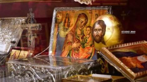 Η Γέννηση της Υπεραγίας Θεοτόκου στο Ναύπλιο