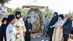 Η παράκληση στην Παναγία Γοργοϋπηκόου που γιορτάζει αύριο