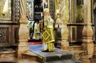 Η Ύψωση του Τιμίου και Ζωοποιού Σταυρού στο Πατριαρχείο Ιεροσολύμων