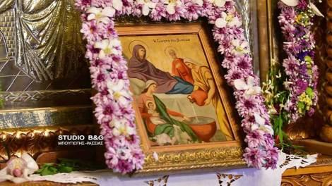 Ναύπλιο : Η Γέννηση της Υπεραγίας Θεοτόκου ΦΩΤΟ