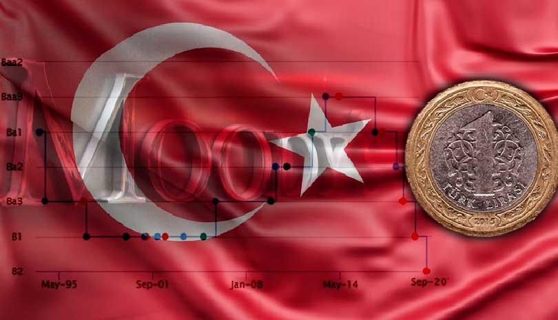 Τουρκία | Δραματική υποβάθμιση της οικονομίας από τη Moody's