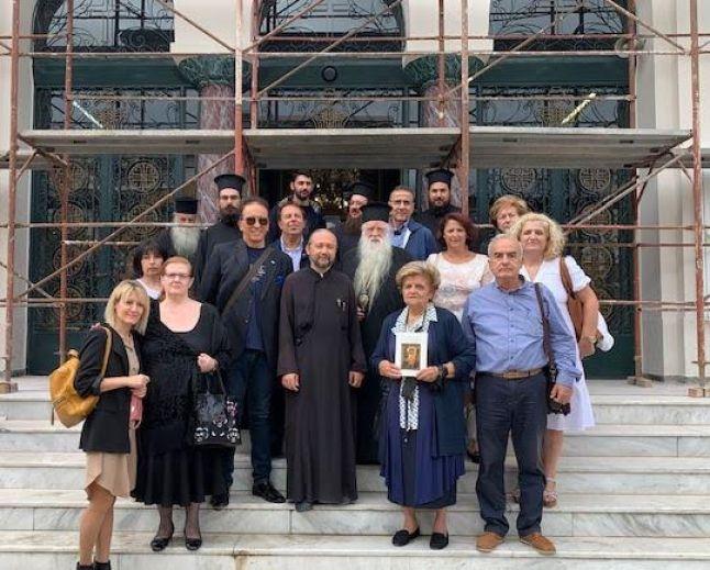 Προσκυνηματική επίσκεψη στην Ιερή Εικόνα της Παναγίας «Παρηγορητρίας» που δακρύζει συνεχώς από τις 8 Σεπτεμβρίου | ΕΚΚΛΗΣΙΑ | Ορθοδοξία | orthodoxia.online | επίσκεψη | δακρύζει | ΕΚΚΛΗΣΙΑ | Ορθοδοξία | orthodoxia.online
