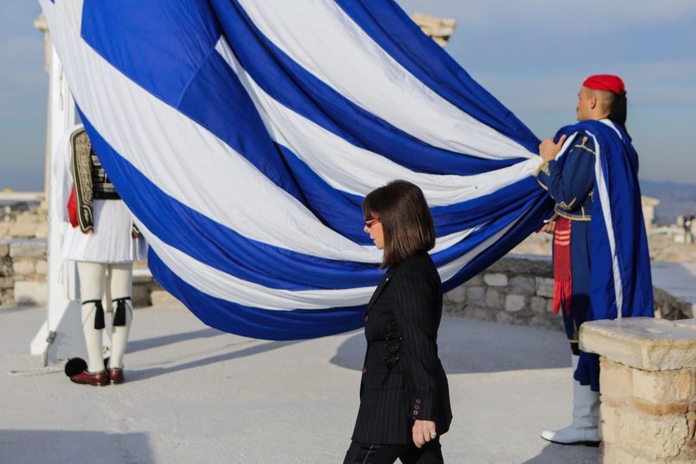 Κατερίνα Σακελλαροπούλου: «Οι ευγενικές ιδέες και ο ανιδιοτελής ηρωισμός του Παύλου Μελά πηγή έμπνευσης για όλους μας»