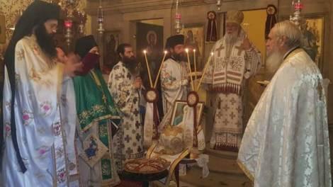 Μνημόσυνο του Αρχιεπισκόπου Χριστοδούλου στην Κέρκυρα