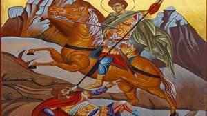 Άγιος Δημήτριος ο Μυροβλύτης - Το παλικάρι της χριστιανοσύνης - Φώτης Κόντογλου