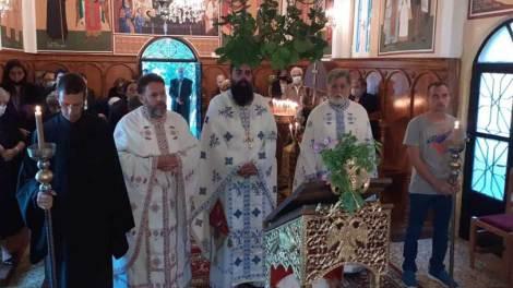 Η Ανακομιδή Ιερών Λειψάνων Οσίου Γερασίμου του Νέου Ασκητού στη Λευκάδα