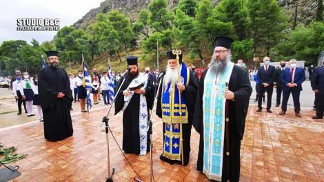 Η Εθνική επέτειος της 28ης Οκτωβρίου στο Ναύπλιο