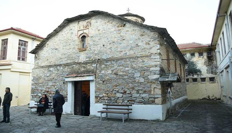 Η Ι.Μ. Κίτρους για τα δημοσιεύματα περί φιλοξενίας μεταναστών στην Μονή Παναγίας Πέτρας Ολύμπου