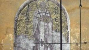 O Άγιος Ιγνάτιος Αρχιεπίσκοπος Κωνσταντινούπολης γιορτάζει σήμερα 23 Οκτωβρίου