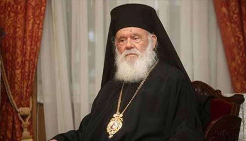 Στον νοσοκομείο Ευαγγελισμός ο Αρχιεπίσκοπος Ιερώνυμος