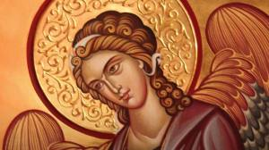 Άγγελος έδιωχνε από το ιερό βήμα τον μοναχό