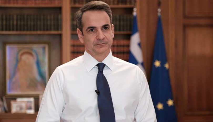 Το διάγγελμα του πρωθυπουργού Κυριάκου Μητσοτάκη για την πανδημία και τα μέτρα για την προστασία της Δημόσιας Υγείας.