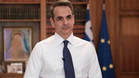 Ο Κυριάκος Μητσοτάκης για το δεύτερο κύμα της πανδημίας και τα νέα μέτρα