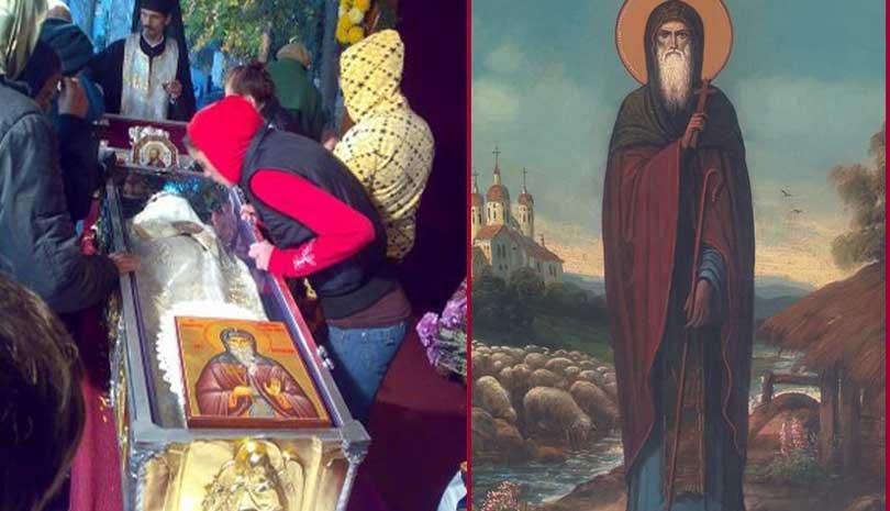 Όσιος Δημήτριος ο Νέος ή Μπασαράμπης: Τα θαύματα του αγίου με το άφθαρτο λείψανο