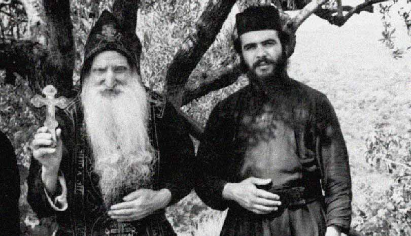 Εκοιμήθη ο ιερομόναχος Αγαθάγγελος Αγιορείτης (κατά κόσμον Απόστολος Καλαφάτης)