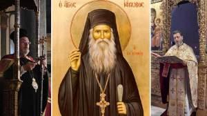 Εορτάσθηκε ο Άγιος Ιάκωβος Τσαλίκης σε Οικουμενικό Πατριαρχείο & Χάλκη