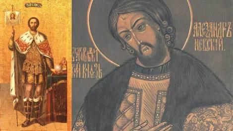 Εορτολόγιο 2020 | 23 Νοεμβρίου σήμερα γιορτάζει ο Άγιος Αλέξανδρος «Νιέφσκι»Εορτολόγιο 2020 | 23 Νοεμβρίου σήμερα γιορτάζει ο Άγιος Αλέξανδρος «Νιέφσκι»