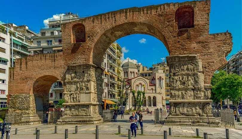 Η μάχη της Θεσσαλονίκης