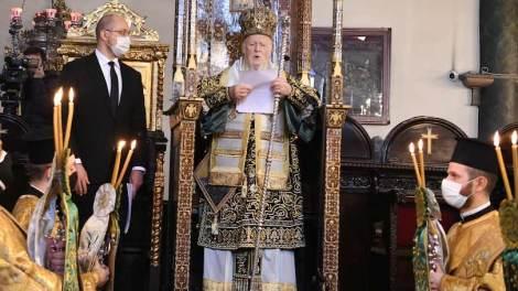Οικουμενικό Πατριαρχείο: Η Θρονική Εορτή στο Φανάρι