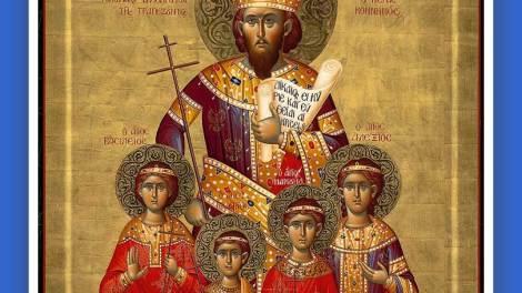 Σήμερα γιορτάζει ο Άγιος Δαβίδ ο Μέγας Κομνηνός ο νεομάρτυρας και η συνοδεία του