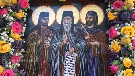 Σήμερα γιορτάζει ο Άγιος Ιάκωβος ο νέος Οσιομάρτυρας από την Καστοριά και οι δύο μαθητές του