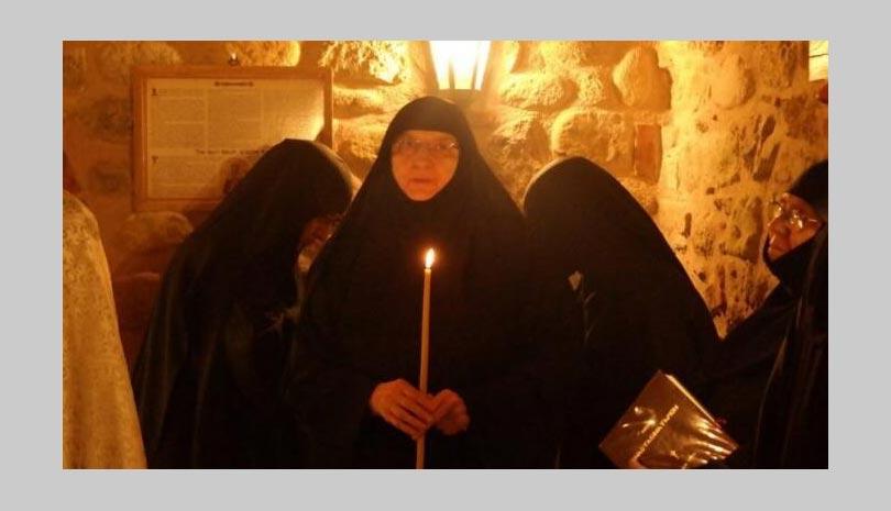 Εκοιμήθη η γερόντισσα Φιλοθέη Κοσβύρα