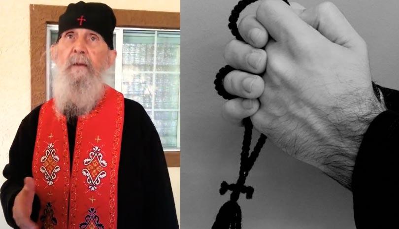 """Γέροντας Εφραίμ της Αριζόνας: Όσοι λένε """"Κύριε Ιησού Χριστέ Ελέησόν με"""" θα ξεπεράσουν όσα έρχονται"""
