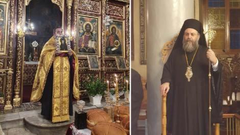 Η εορτή του Οσίου Πορφυρίου του Καυσοκαλυβίτου στην Ιερά Μητρόπολη Τρίκκης και Σταγών