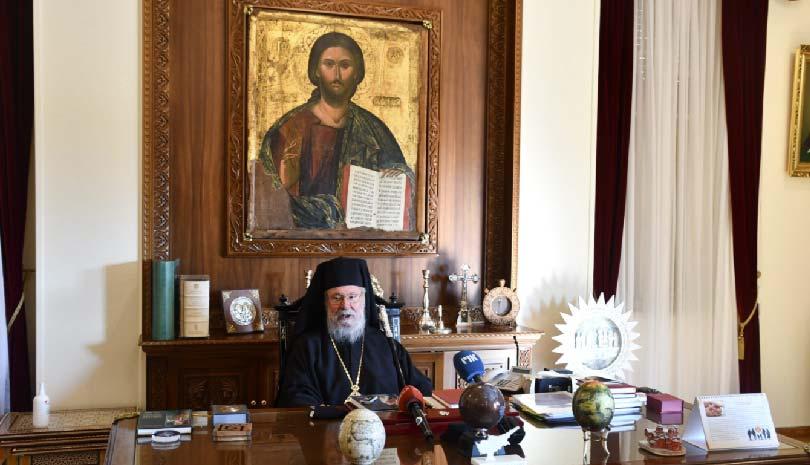 Κύπρος: Εκκλησιασμός με 75 άτομα στις Εκκλησίες