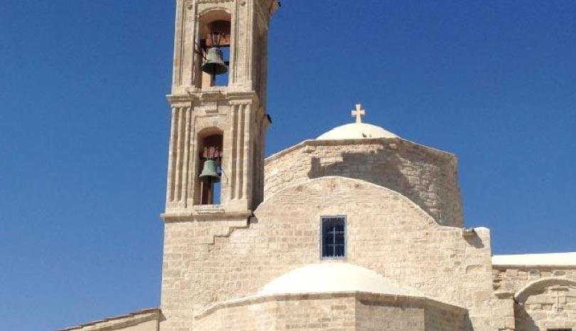 Επαναβεβηλώθηκε ο Ιερός Ναός του Αρχαγγέλου Μιχαήλ στο Λευκόνοικο