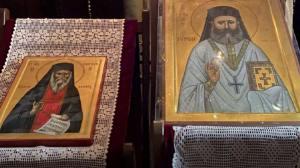 """Μόρφου Νεόφυτος: Άγιοι Πορφύριος και Ελπίδιος - """"Ο Χριστός είναι το παν"""""""