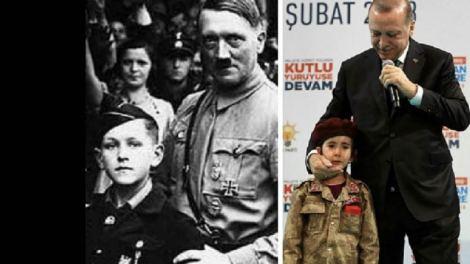 Ο Ερντογάν δείχνει ότι η ιστορία επαναλαμβάνεται
