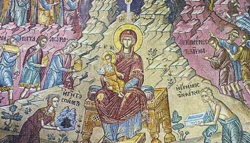 Στην κρύα σπηλιά της Βηθλεέμ πρωτοχτύπησε η ζεστότερη καρδιά στη γη