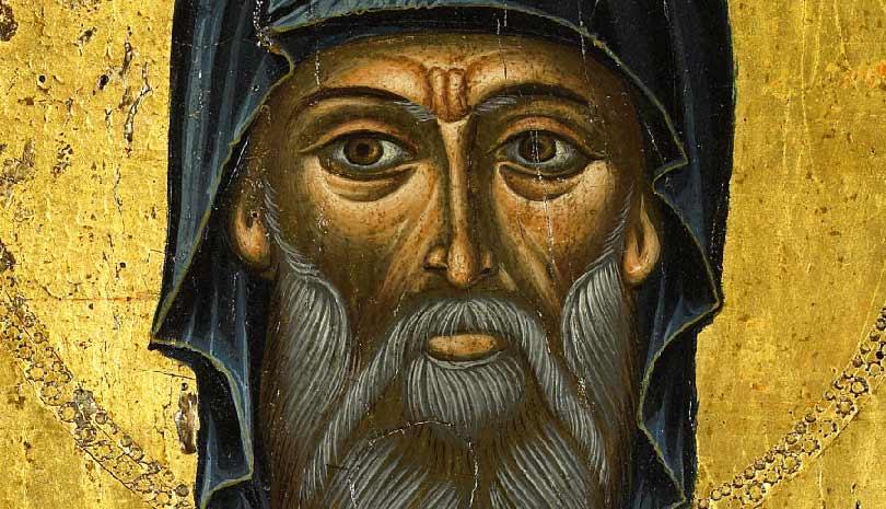 Άγιος Αντώνιος ο Μέγας - Βίος και πολιτεία