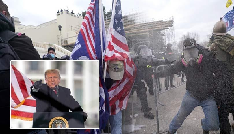 ΗΠΑ: Βίαια επεισόδια και απαγόρευση κυκλοφορίας στην Ουάσινγκτον
