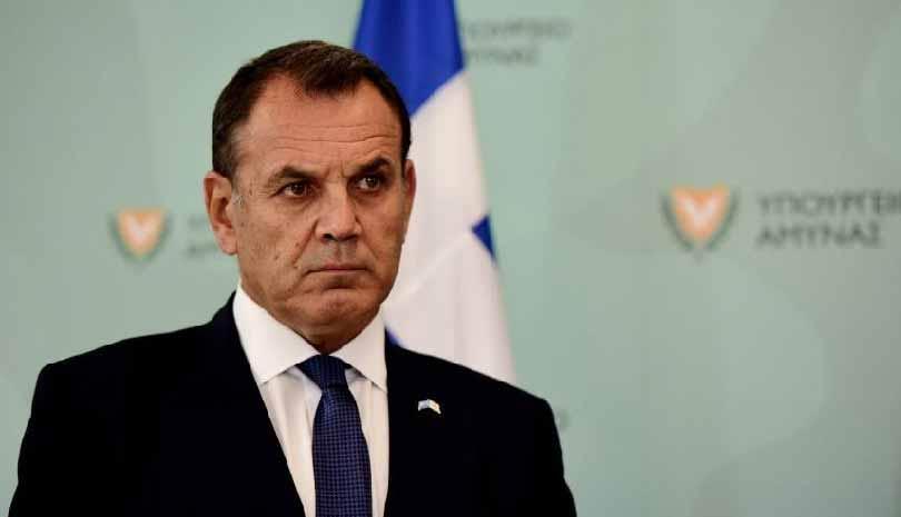 Ο υπουργός εθνικής άμυνας μιλά για τα εξοπλιστικά προγράμματα, την αγορά των Rafale, τις διερευνητικές Ελλάδας Τουρκίας και την αύξηση θητείας.
