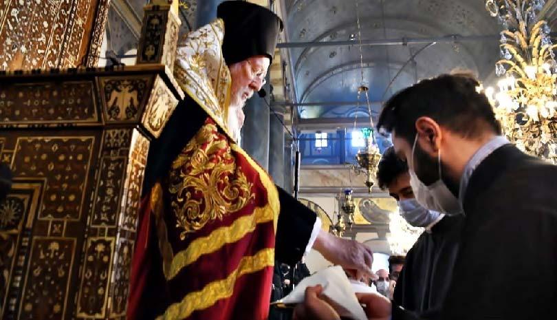 Η εορτή των Τριών Ιεραρχών στο Φανάρι