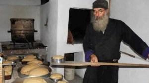 Το αγιορείτικο ψωμί